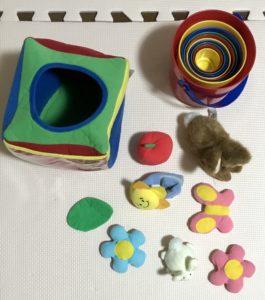 メルカリで買ったプレイアロングのおもちゃ2
