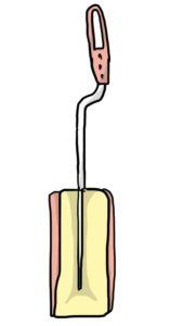 百均のほ乳瓶用スポンジ