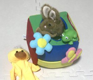 プレイアロングのおもちゃ